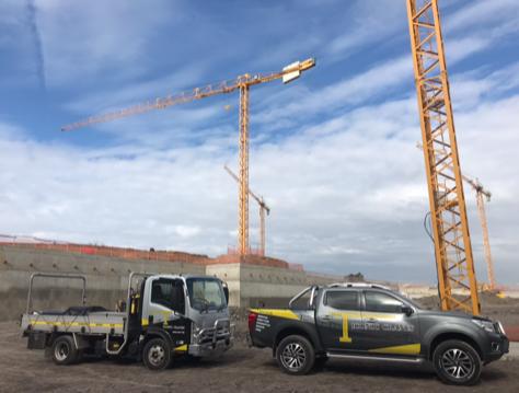 Iconic Cranes – Iconic Cranes
